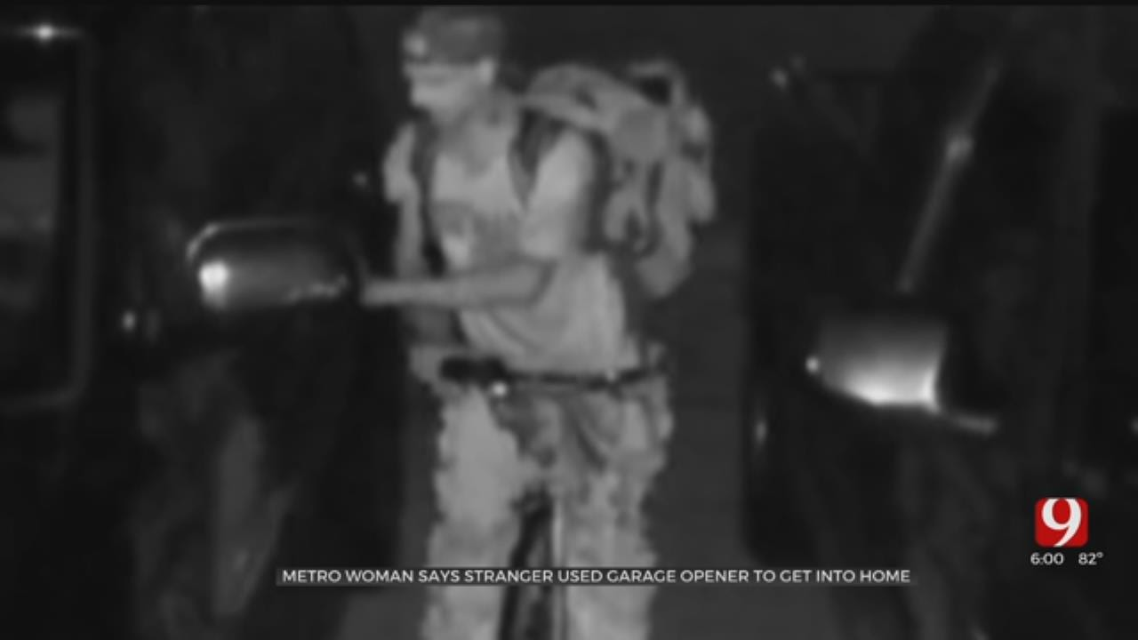 Norman Woman Wakes Up To Find Stranger In Her Bedroom; Police Searching For Suspect
