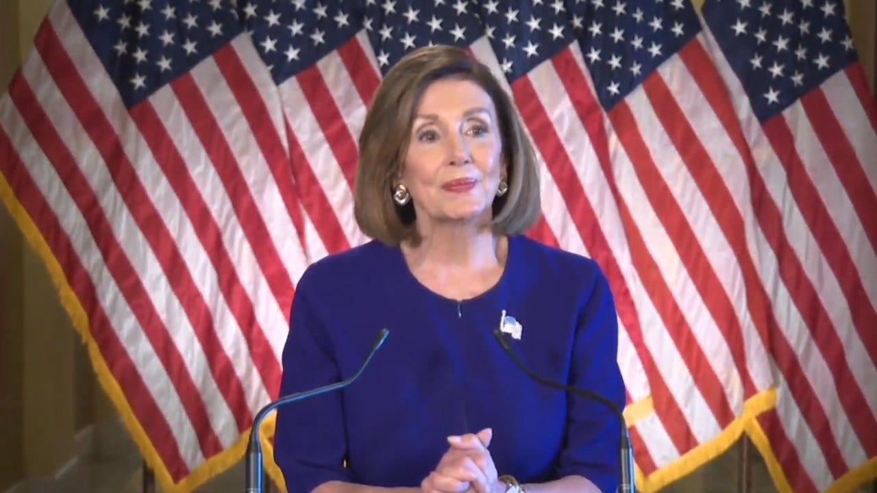 Pelosi Launches Formal Trump Impeachment Inquiry