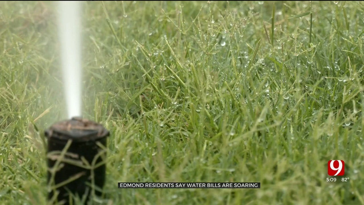 Edmond Neighbors To Press City Council About High Water Bills
