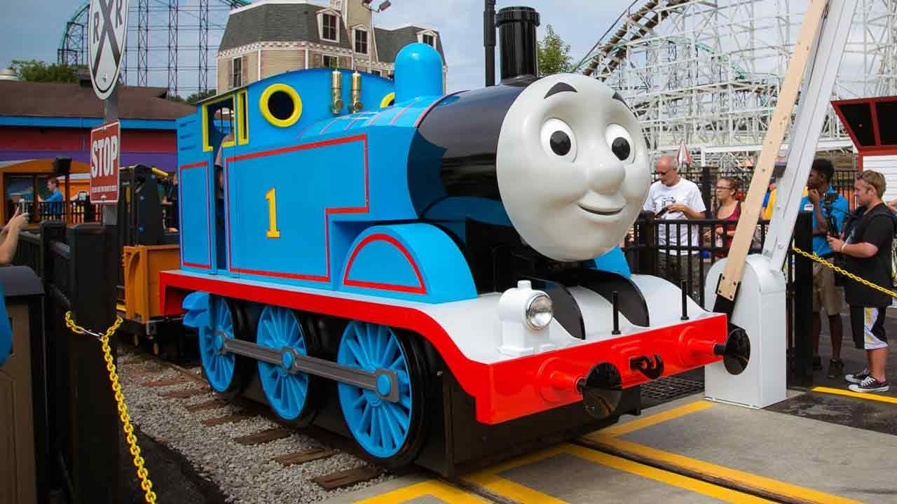 Oklahoma Railway Museum Hosting 'Day Out With Thomas The Tank Engine'