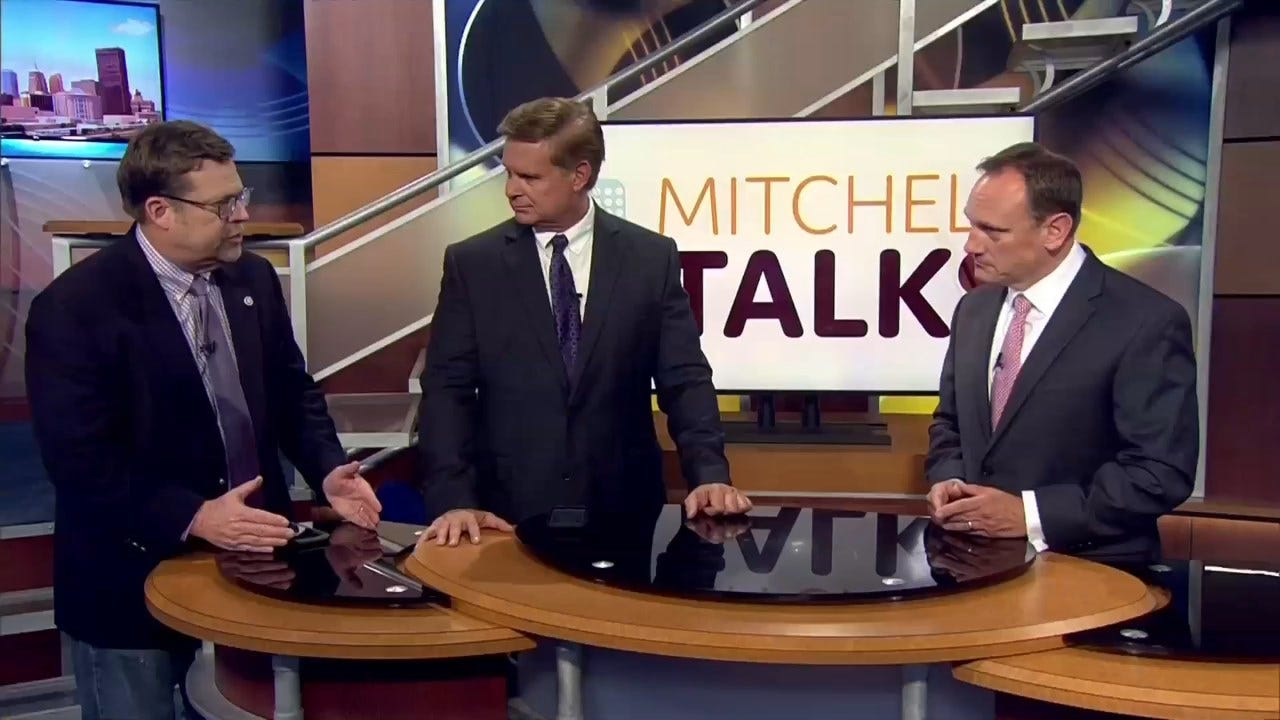 Mitchell Talks: State Department Of Health Has A Commissioner