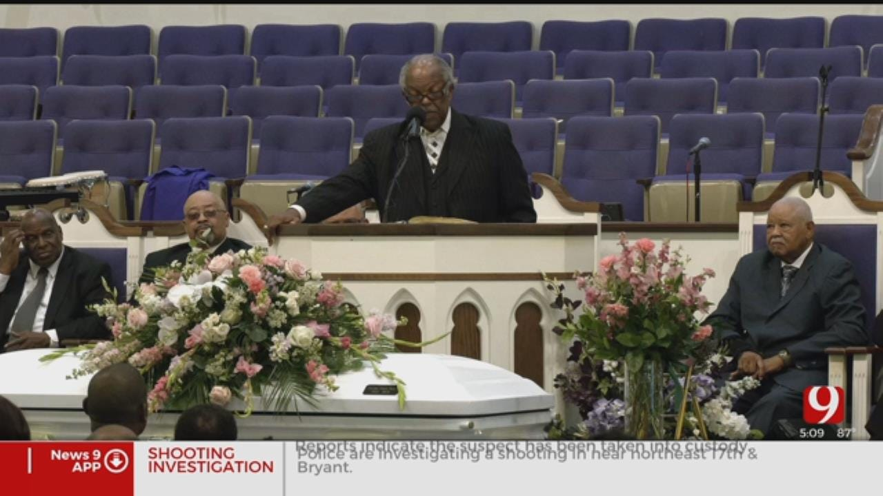 Loved Ones Remember OKC Education Icon Thelma Reece Parks