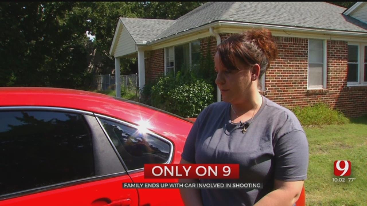 'It's Been A Nightmare': Family Unknowingly Buys Car Connected To OKC Shooting