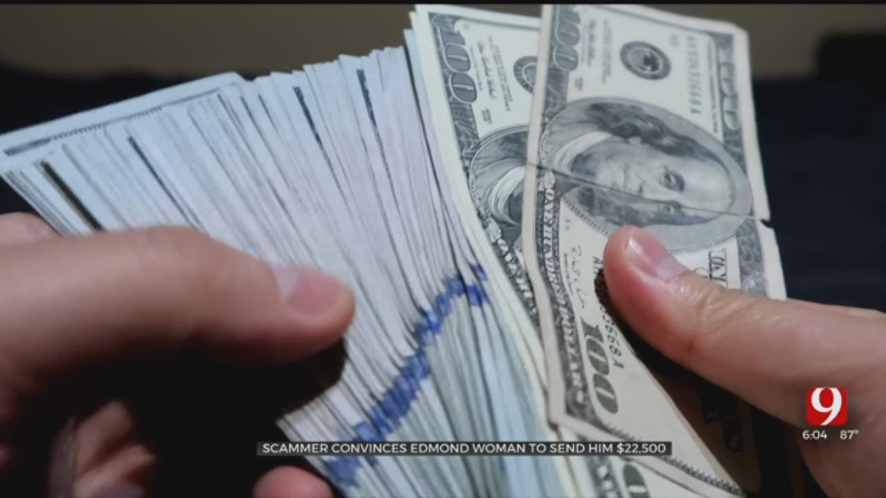 Edmond Woman Nearly Loses Over $22K In Phone Scam