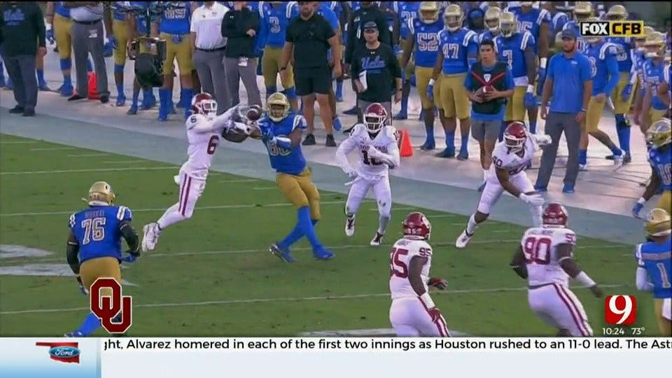 Dean's Recap Of Sooners Win Against UCLA