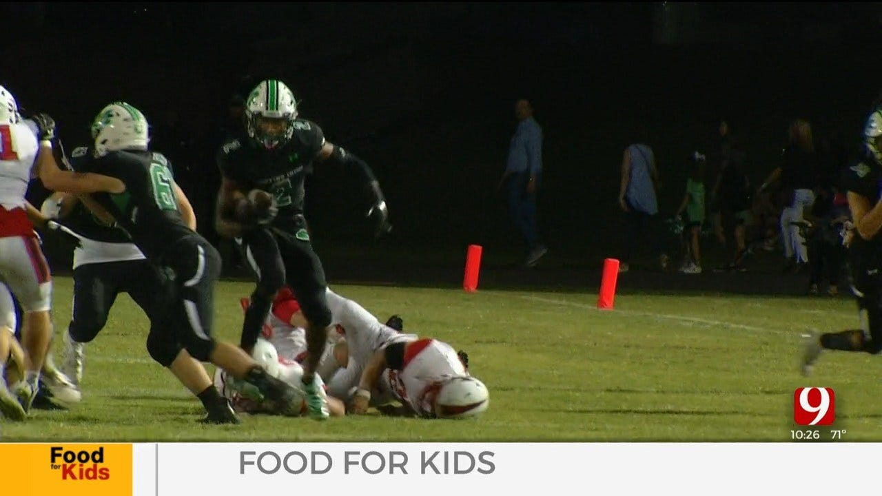 High School Football Roundup: Bishop Kelley Vs. Bishop McGuinness