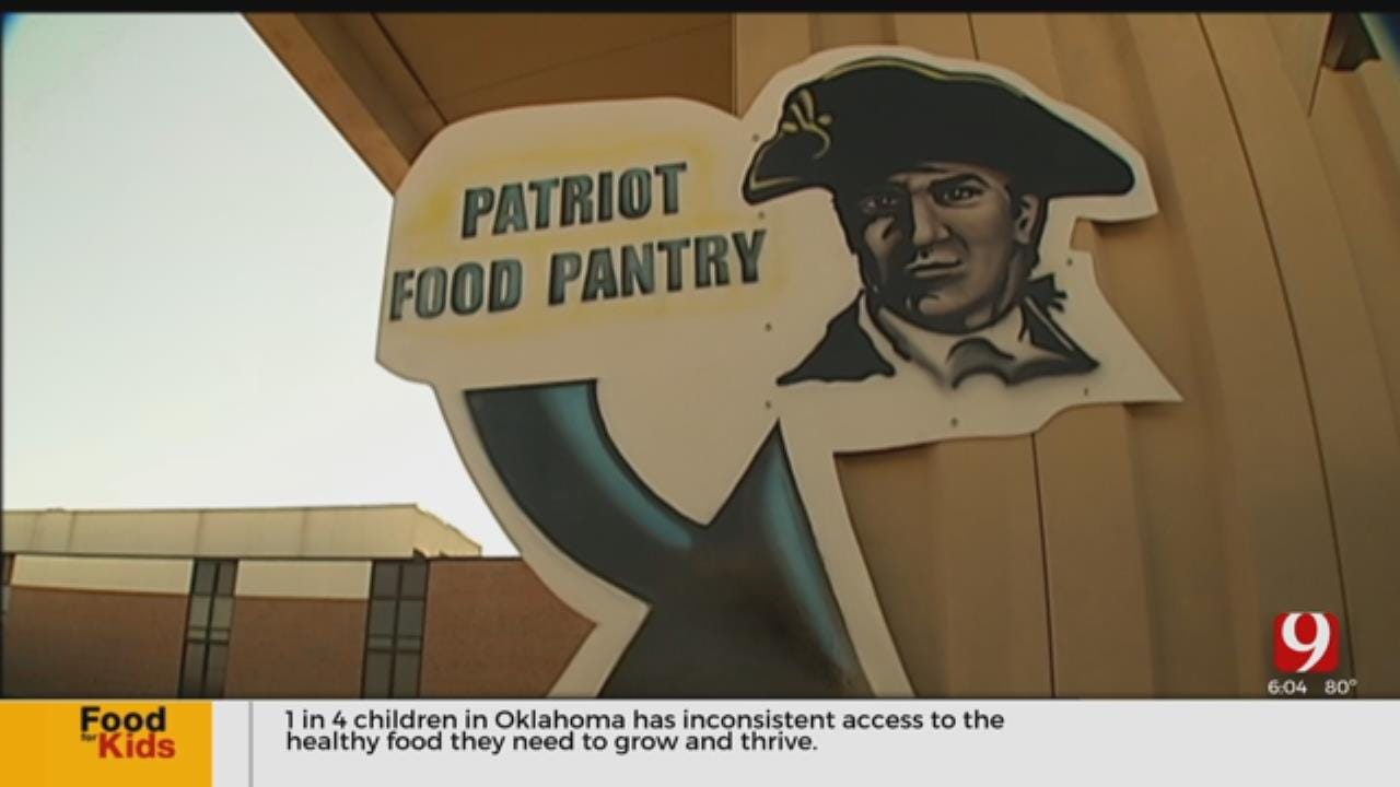 Former Putnam City West Coach Reflects Back On Pantry Program