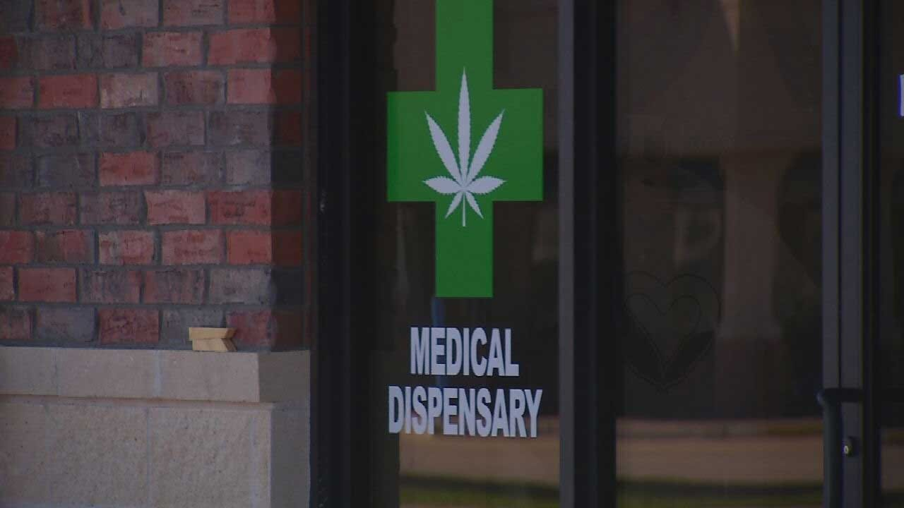 Dispensary Owners Protest New Medical Marijuana Rules