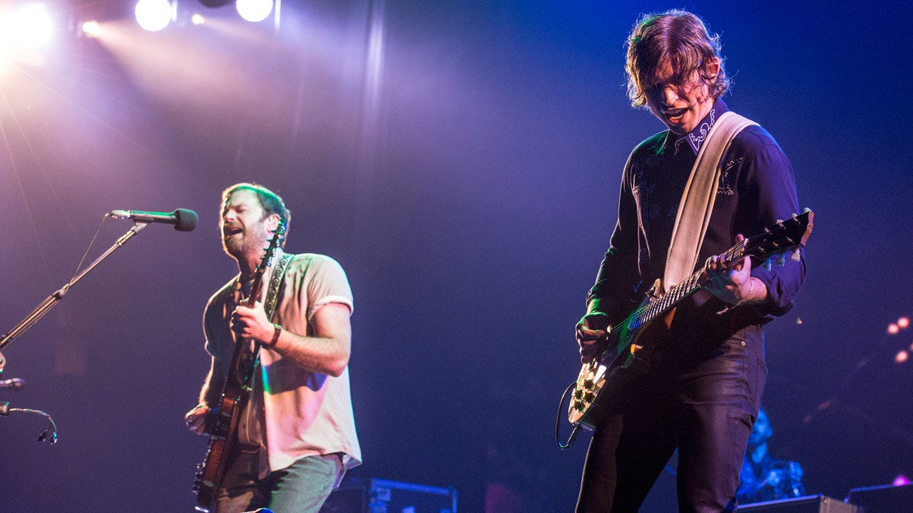 Opening Acts To Perform With Kings Of Leon For Scissortail Park Grand Opening Announced