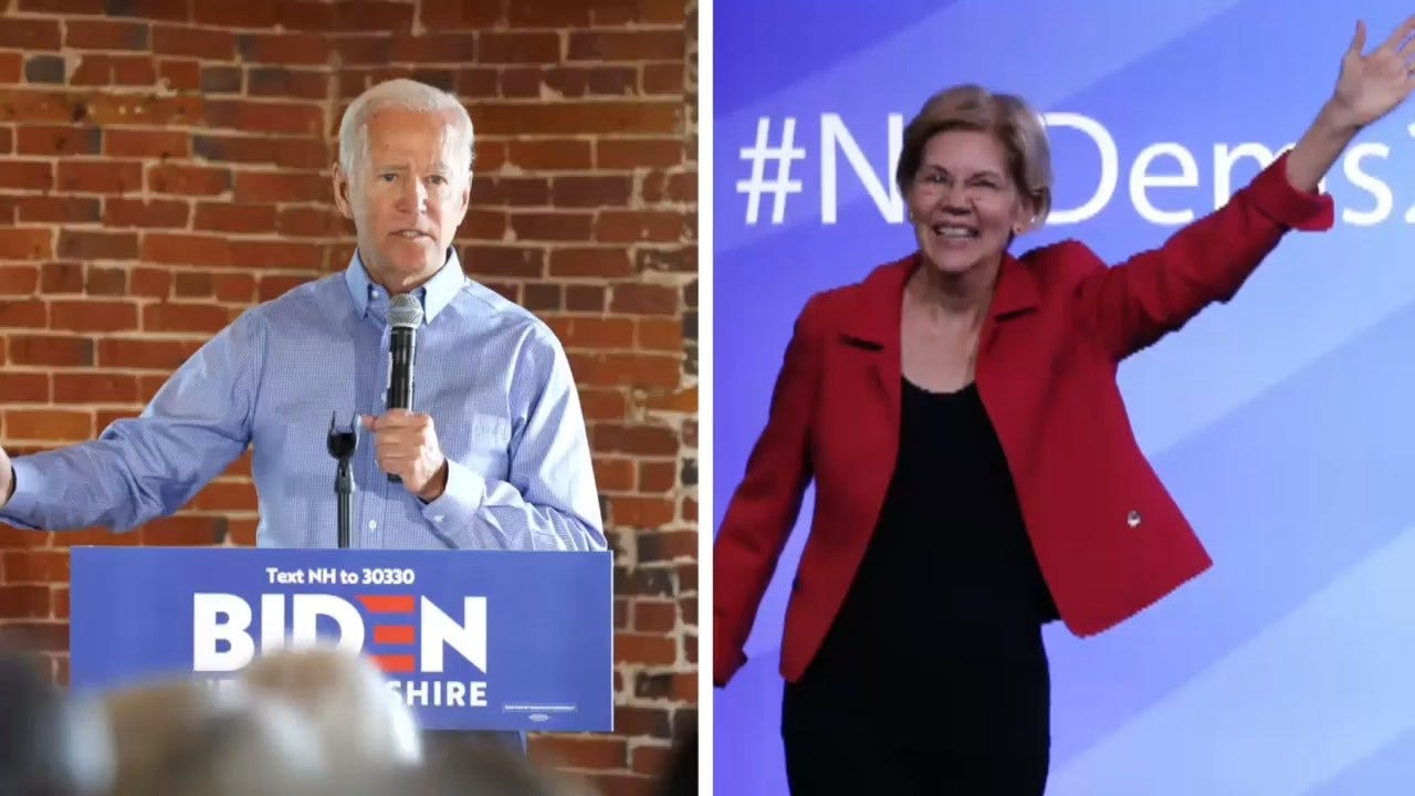 Democratic Debate: Top 2020 Contenders Finally On Same Stage