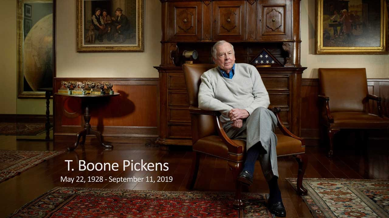 Billionaire Philanthropist T. Boone Pickens Has Died At Age 91