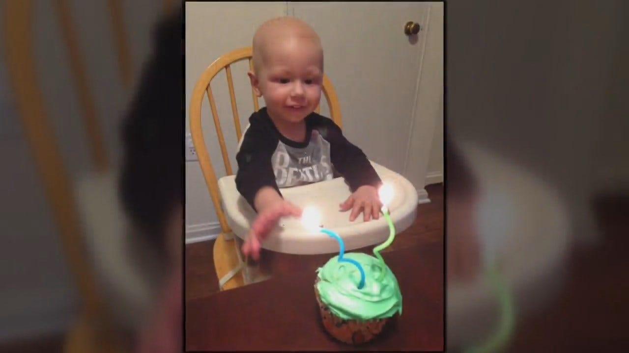 4-Year-Old Cancer Survivor Gets Birthday Surprise