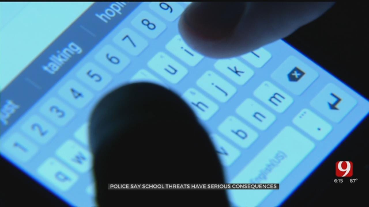 FBI Assisting Okla. Law Enforcement With Investigating School Threats, Warns Of Consequences