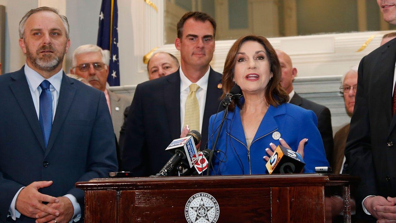 State Supt. Joy Hofmeister Testifies In Front Of Congress Subcommittee
