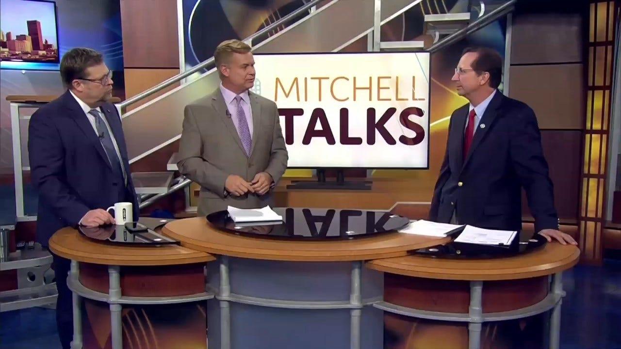 Mitchell Talks: Guns, Guns & More Guns