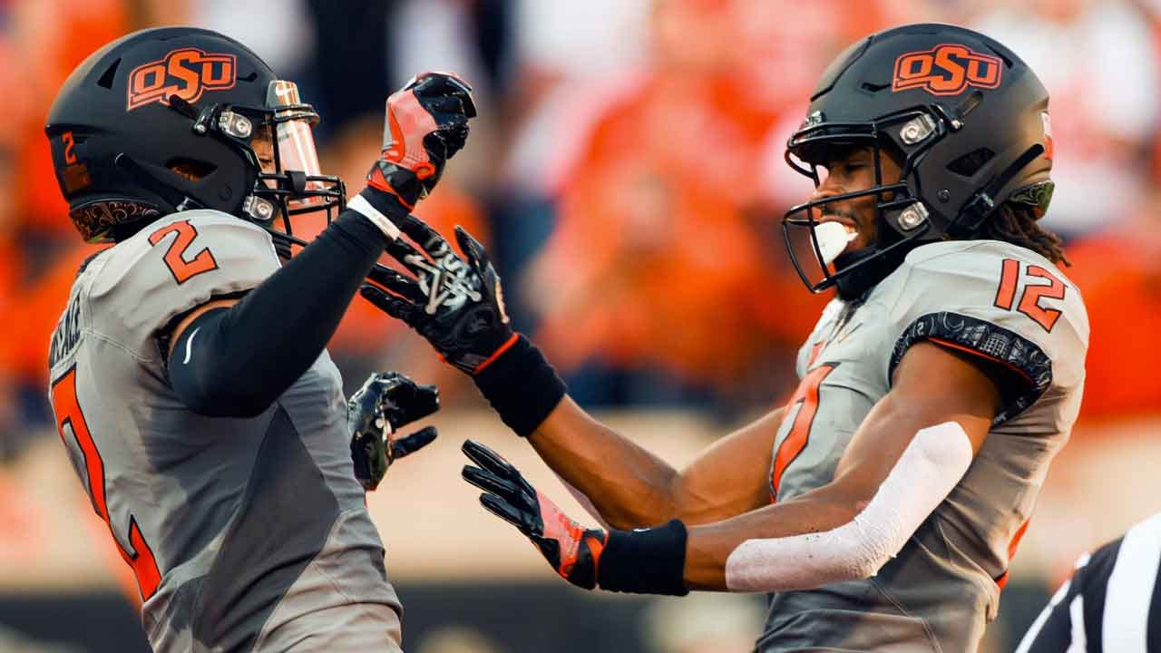 DUEL OF THE COWBOYS: Game Day Highlights Of OSU Victory Against McNeese