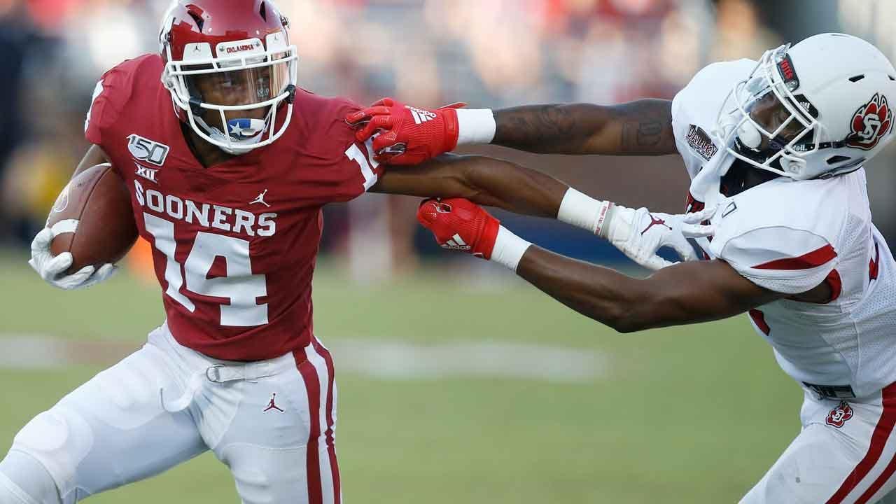 WATCH: OU Highlights In Game Against South Dakota