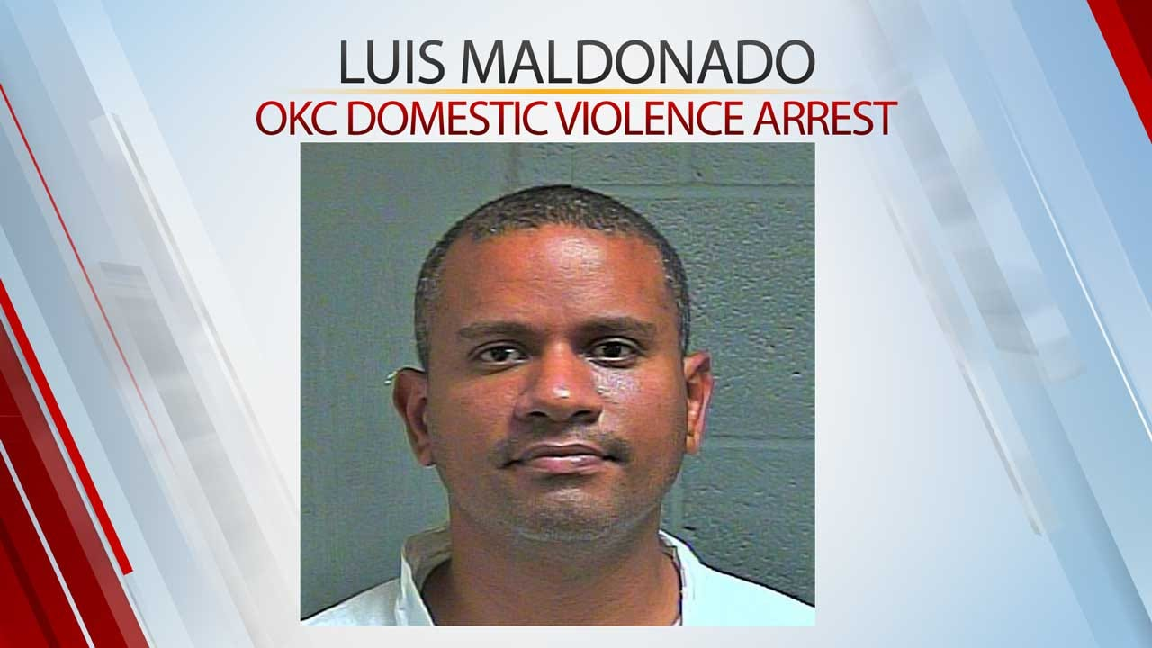 OKC Police Chief Talks About The Arrest Of One The Department's Officers