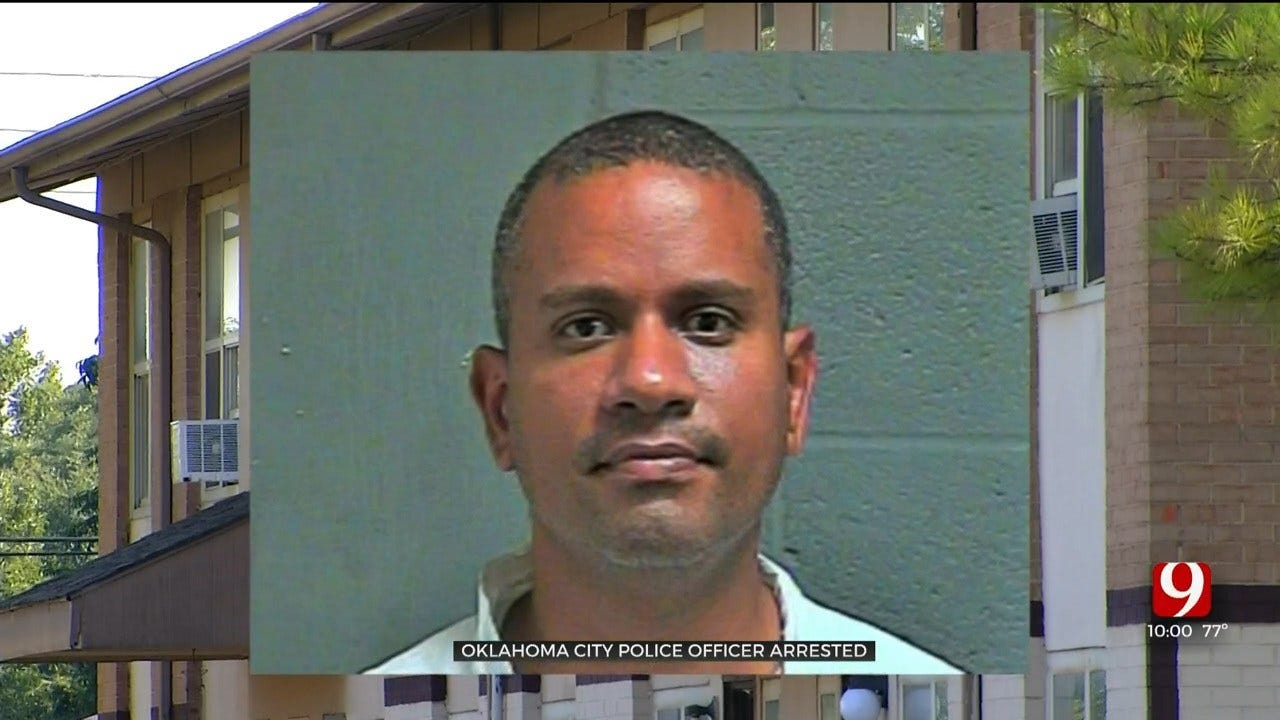 OKC Police Officer Accused Of Multiple Complaints Including Domestic Assault, Forcible Sodomy
