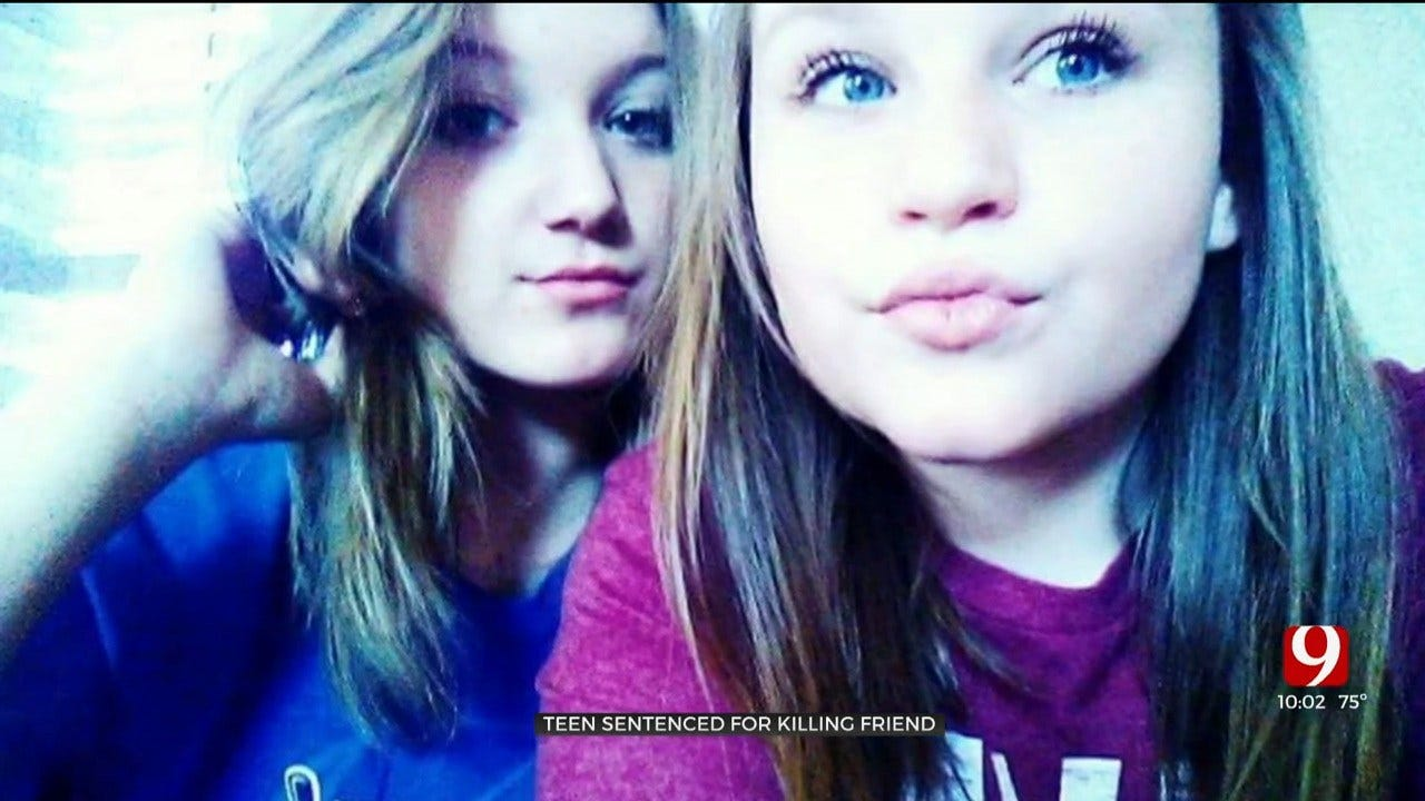 Teen Takes Plea Deal In The Murder Of 16-Year-Old McLoud Girl