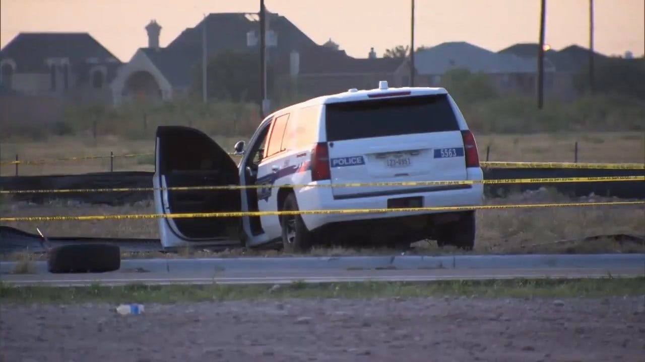 Neighbor: Texas Gunman Was 'Violent, Aggressive Person'
