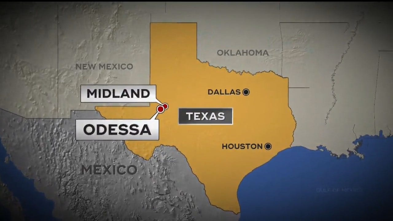 Police Chief: 5 Dead In West Texas Mass Shooting