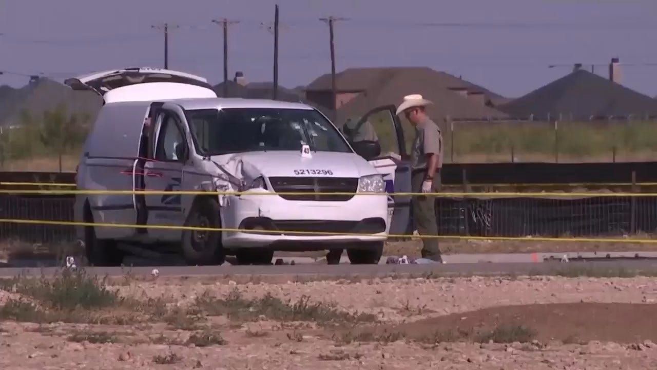 Texas Gunman Was Reportedly Fired Hours Before Deadly Rampage