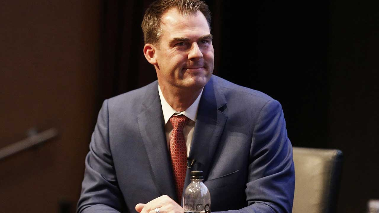 Gov. Stitt To Consider Building Private Governor's Residence If Repairs Are Too Costly