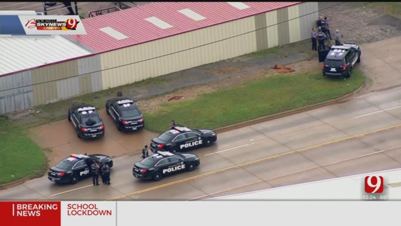 Crooked Oak High School On Lockdown While Police Investigate Nearby Shots Fired Call