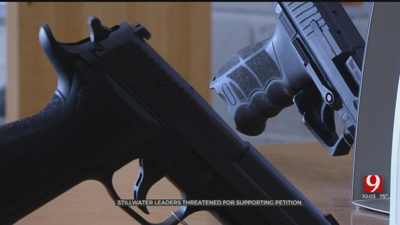Man Threatens Stillwater City Council Over Permitless Carry Resolution