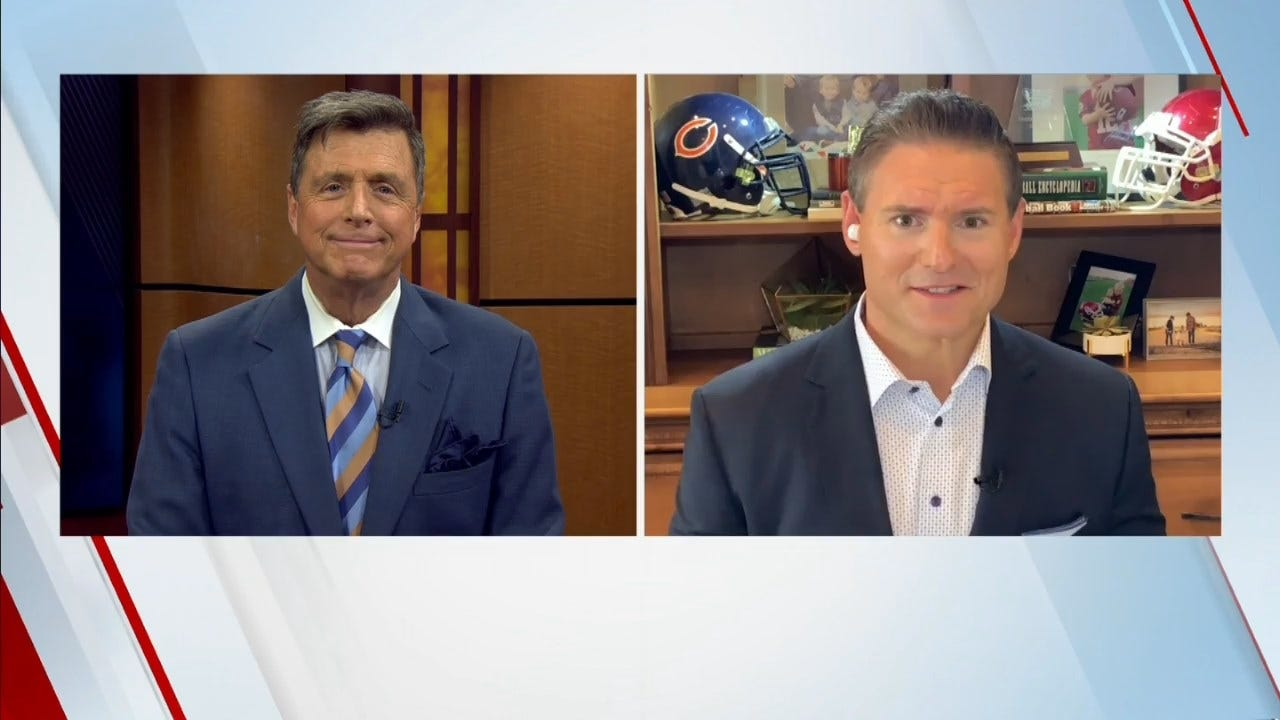 Dean & Dusty Preview OU and OSU's Week 1 Games
