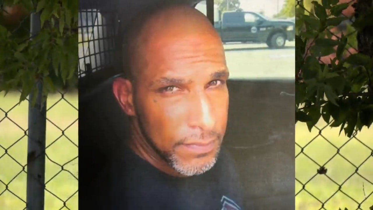 Manhunt Underway For Union City Man Wanted In Domestic Battery Case