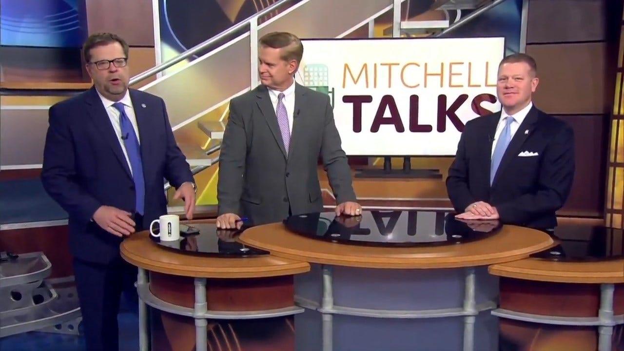 Mitchell Talks: Gov. Stitt Looks To Hire Lobbyist For Washington D.C.