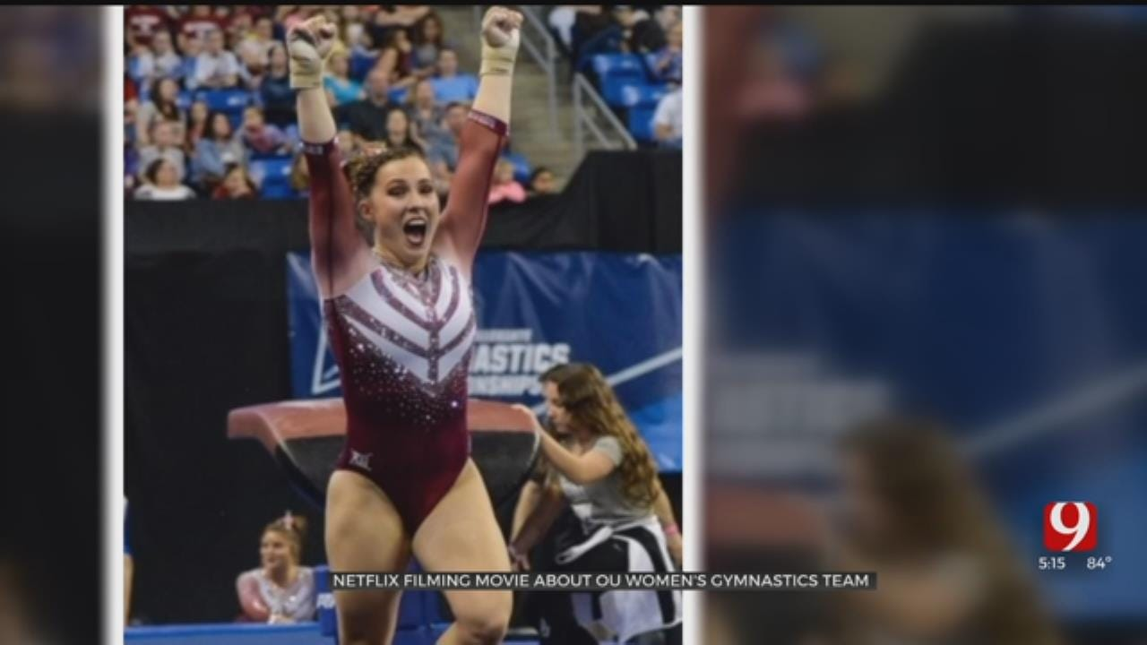Red Dirt Diaries: Netflix Filming Movie About OU Women's Gymnastics Team; In Need Of Extras