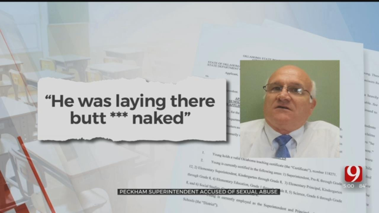 Oklahoma Superintendent Suspended Following Disturbing Sexual Abuse Allegations