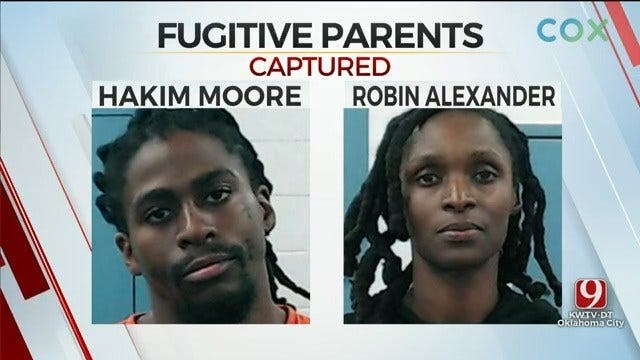 STL Police, U.S. Marshals Arrest Altus Couple Wanted For Child Abuse, Neglect