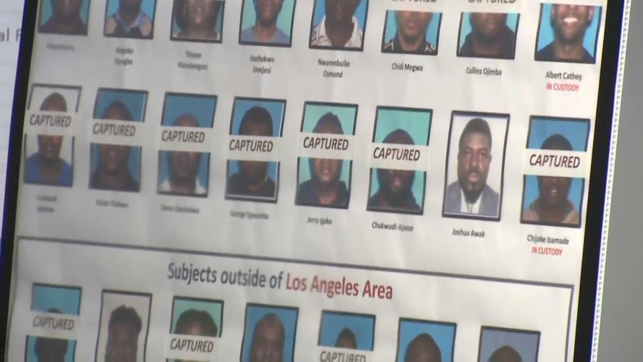 80 Indicted In Online Fraud Scheme That Stole Millions