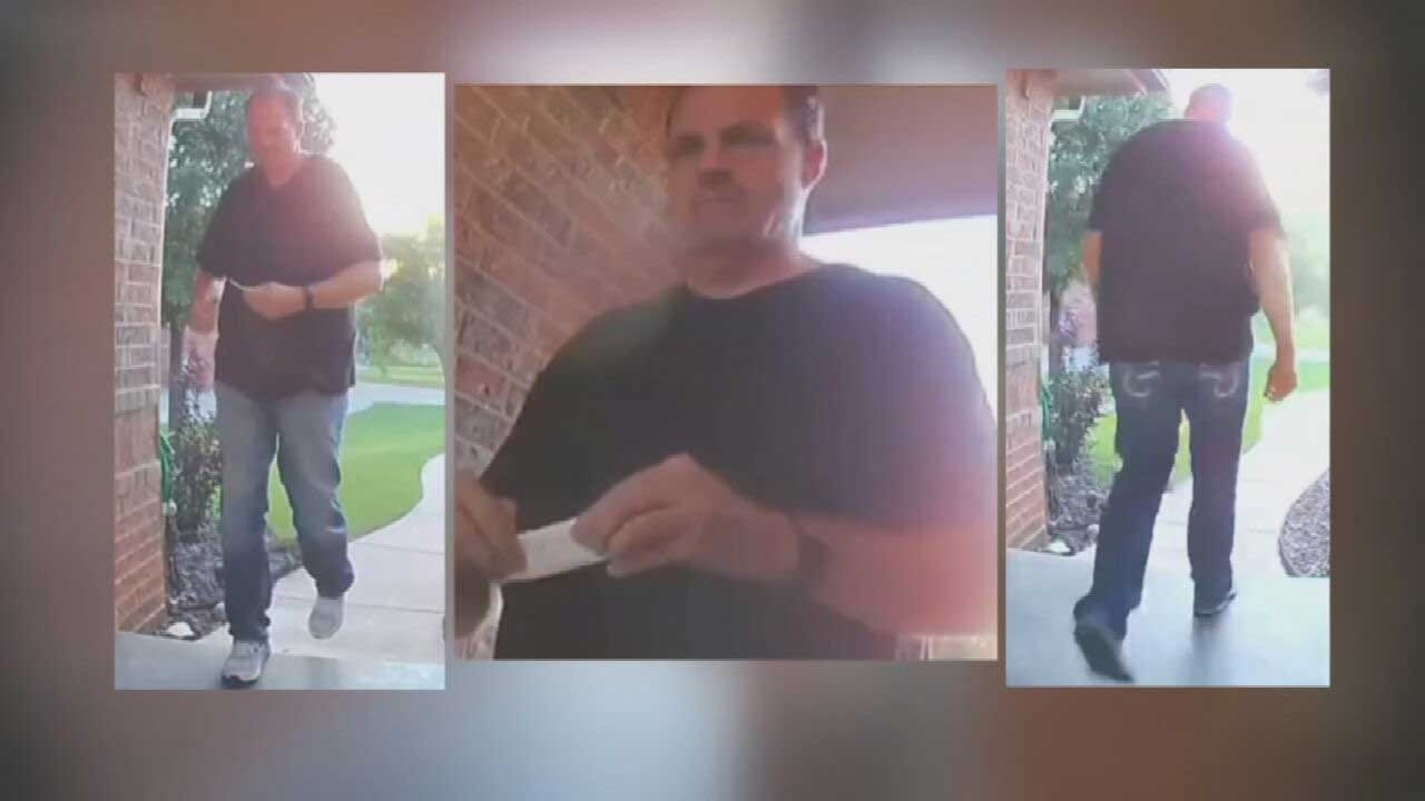 Man Wanted For Leaving Threatening Letter At Deer Creek Home, Leaves Similar Note At OKC Church