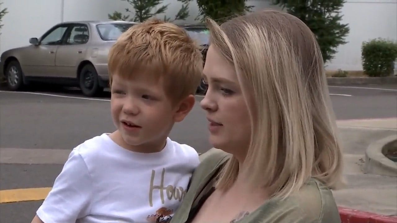 Woman Says Fake Child Protective Services Workers Showed Up At Her Home, Tried To 'Snatch' Son