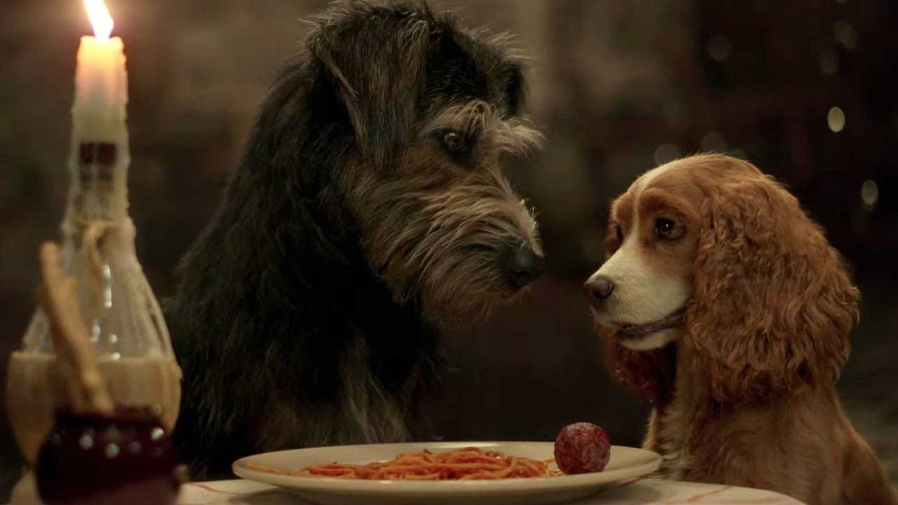 Disney Releases Live-Action Remake 'Lady And The Tramp' Trailer