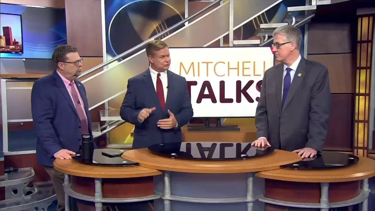 Mitchell Talks: Chickasaw Nation Reacts To Gov. Stitt's Renegotiation Insistence