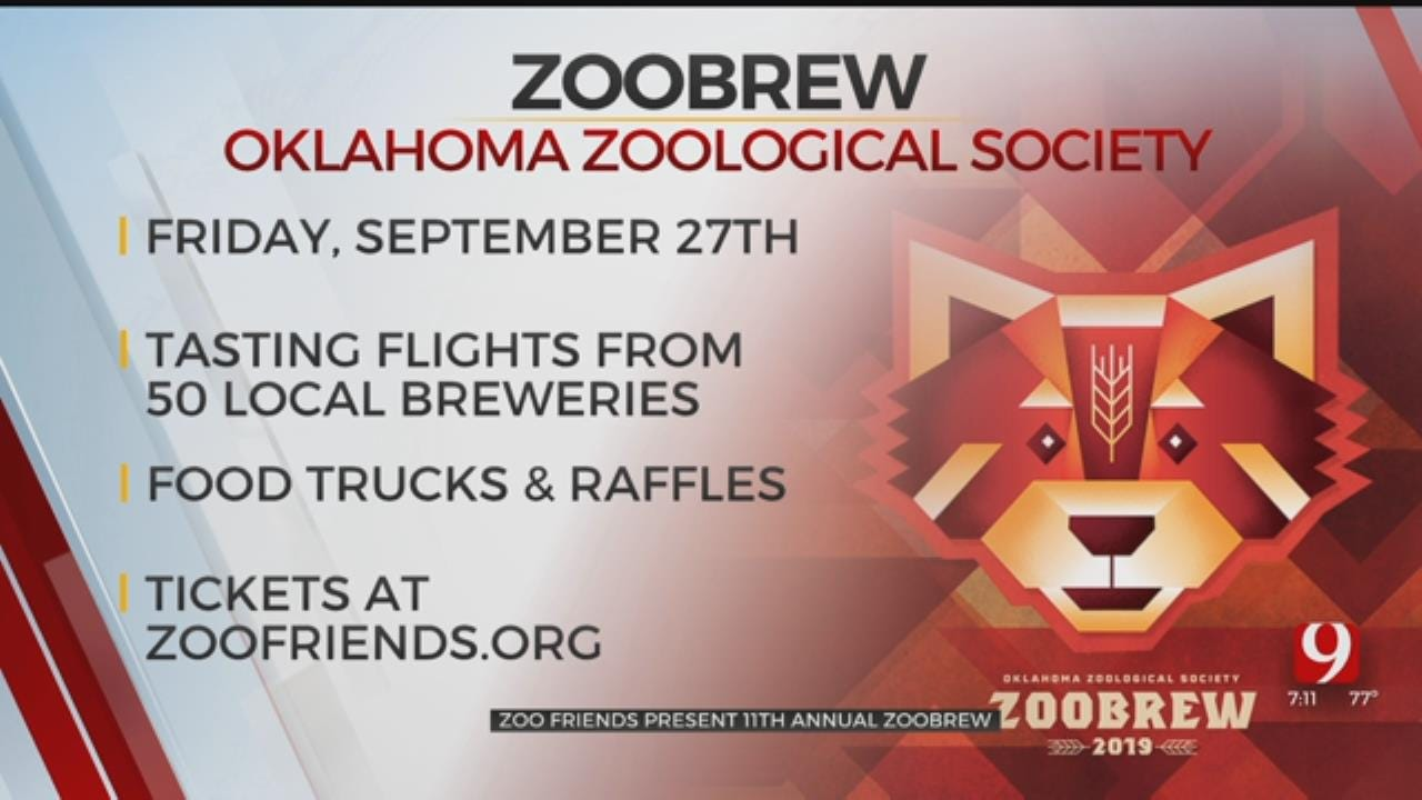 Zoobrew Returns To OKC Zoo In September