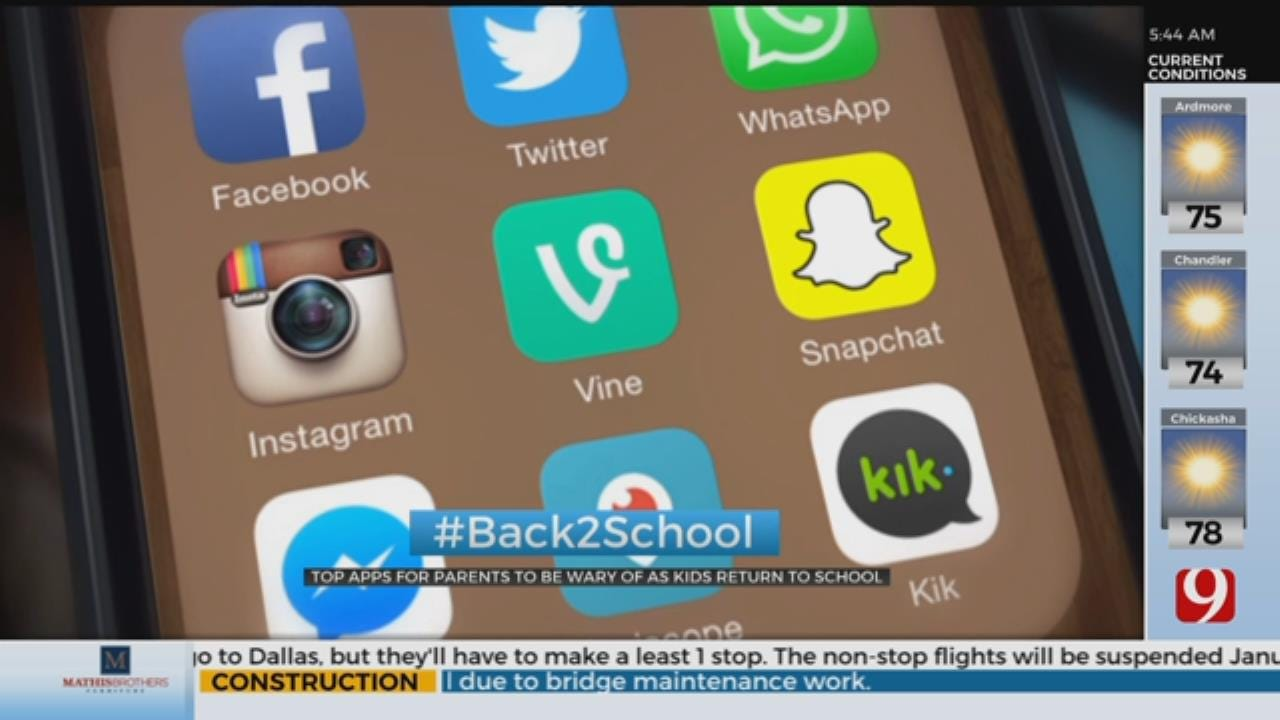 Top Apps For Parents To Be Wary Of As Kids Return To School