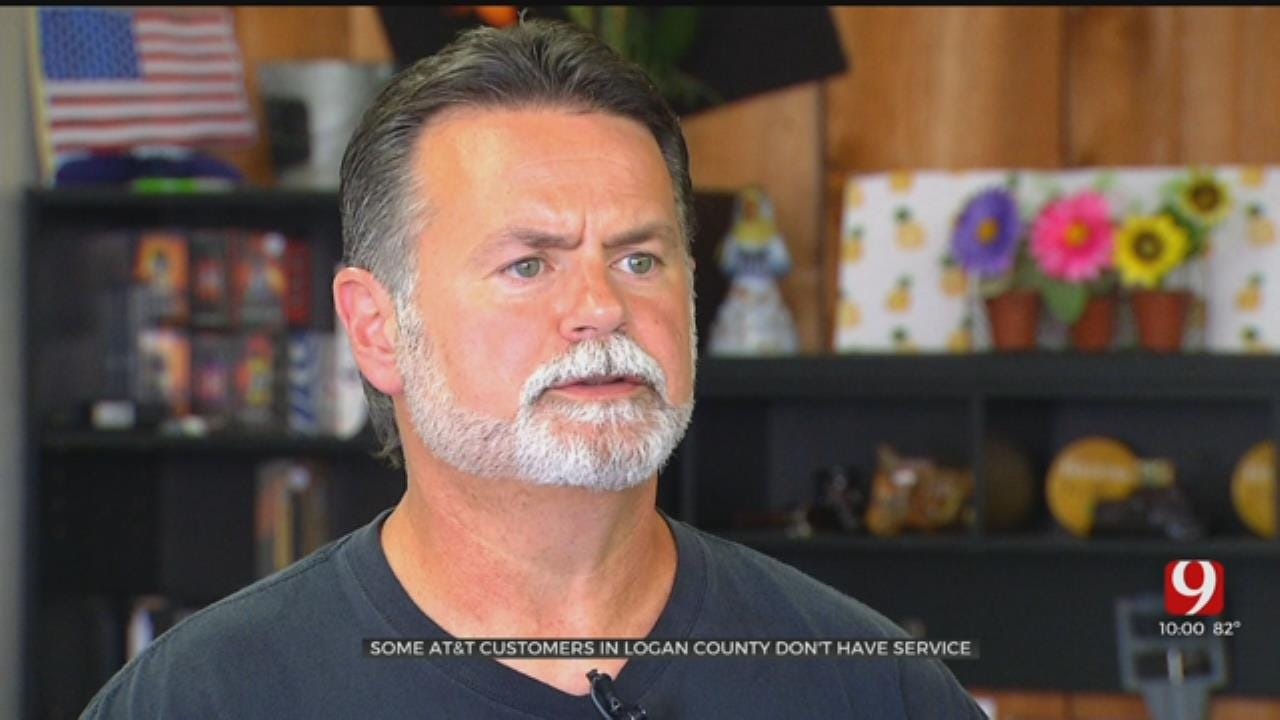 Residents Concerned For Safety As AT&T Works To Resolve Coverage Issues In Logan County