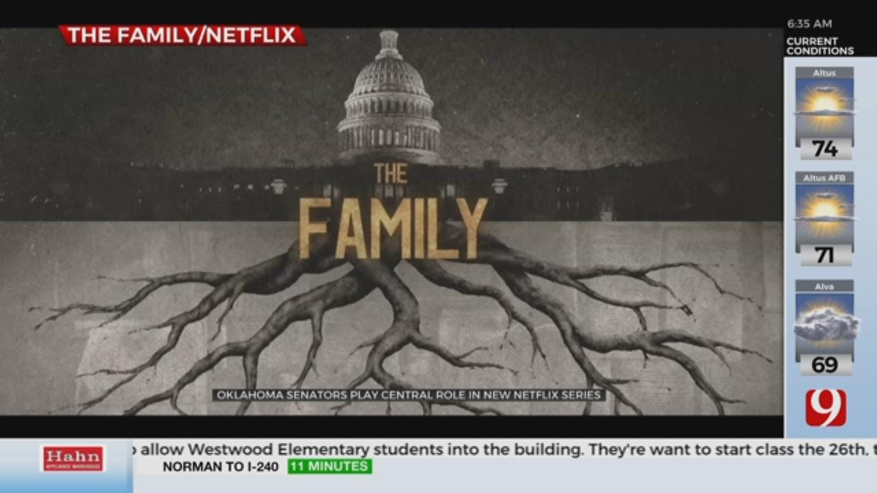 Okla. Senators Feature In Controversial Netflix Series