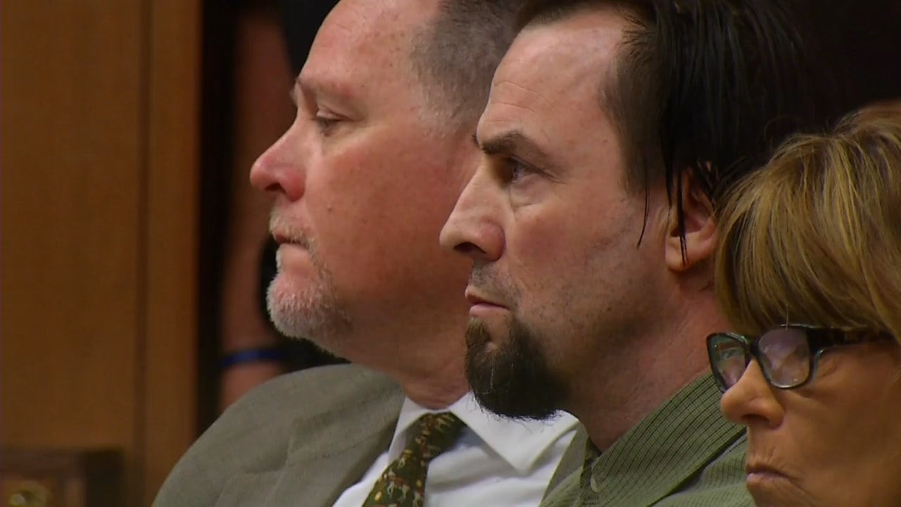 Man On Trial For Logan Co. Deputy's Murder Ordered To Stop Intimidating Witnesses, Victim's Family