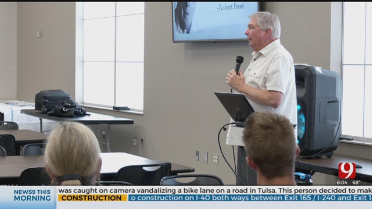 Parent Of Columbine Victim Speaks To Teachers, Staff At Deer Creek About Forgiveness