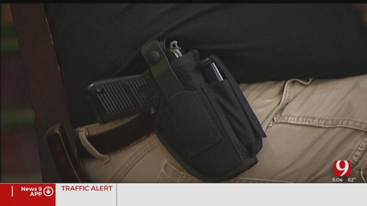 State Representative Starts Petition To Fight Constitutional Carry