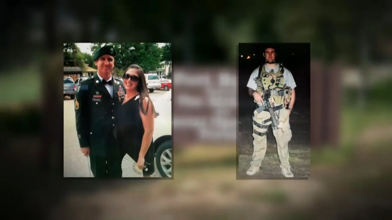 Soldier With Cancer Fights To Change Law Shielding Military From Malpractice Suits