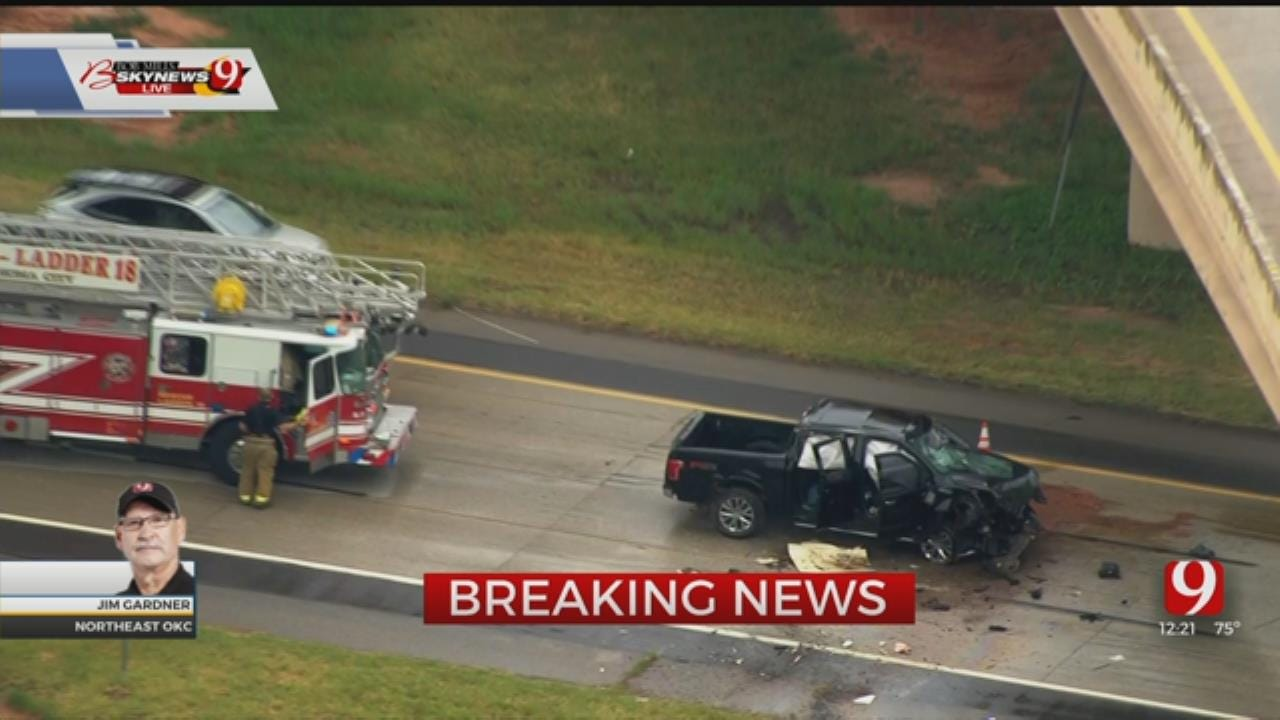 OHP Confirms Fatal Accident On I-35